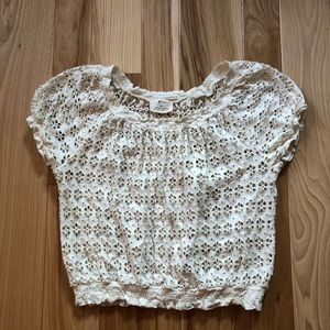 Urban Outfitters Pins & Needles Crop Top